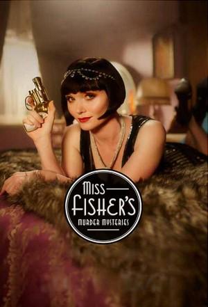 Мистериите на Мис Фишър